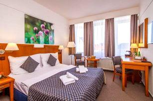 Kutná Hora: Pobyt v Hotelu Mědínek *** se vstupem do wellness, masáží zad a šíje i chutnou polopenzí