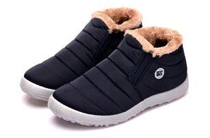 Unisex zimní kotníkové boty - dodání do 2 dnů
