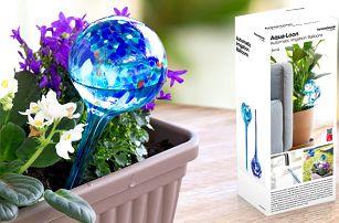 Dekorativní koule, které automaticky zalévají květiny