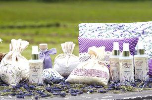 Česká kosmetika z levandule: voda, olej i sůl