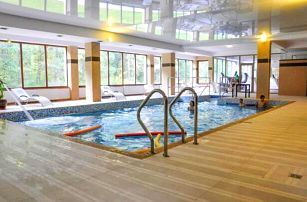 Polsko v Hotelu Mir-Jan SPA *** s neomezeným wellness, masáží a polopenzí v pokoji Premium