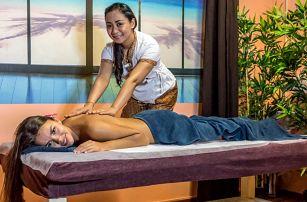 80–90 minut relaxace s luxusní masáží a oxygenoterapií