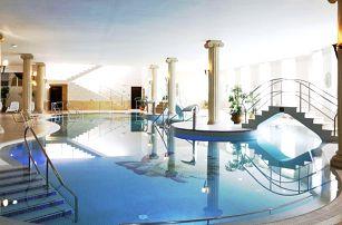 Nekončící relax v Karlových Varech s neomezeným wellness a polopenzí