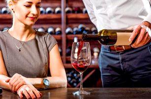 Jižní Morava: Penzion Pálava s neomezenou konzumací sudového vína a polopenzí