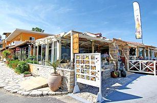 Řecko - Korfu letecky na 7-15 dnů, polopenze
