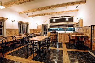 Pivní hotel Zlatá kráva - pípa na pokoji + wellness