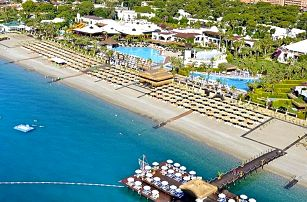 Turecko - Kemer letecky na 7-15 dnů, ultra all inclusive