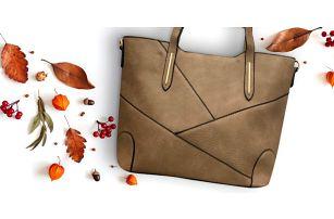 Italské kabelky: výběr z mnoha barevných kombinací