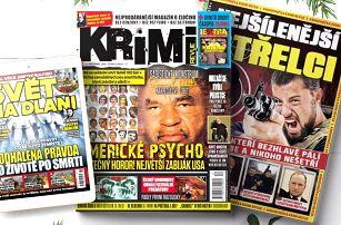 Předplatné Krimi Revue a el. verze Světa na dlani