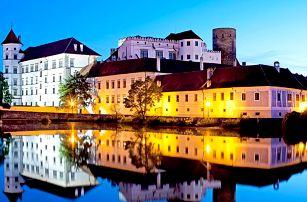 Romantický víkend v jižních Čechách