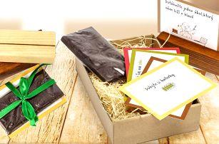 Skvělý dárek pro šéfa: Motivační balíček a čokoláda