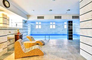 Vratislav v zámeckém Orient Palace Hotelu *** s neomezeným wellness s bazénem a saunou + polopenze