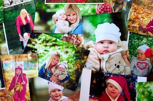 Průkazové fotky či vyvolání až 100 fotek 9 × 13 cm