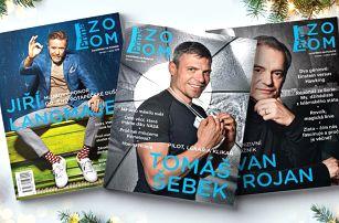 Roční předplatné časopisu Prima ZOOM