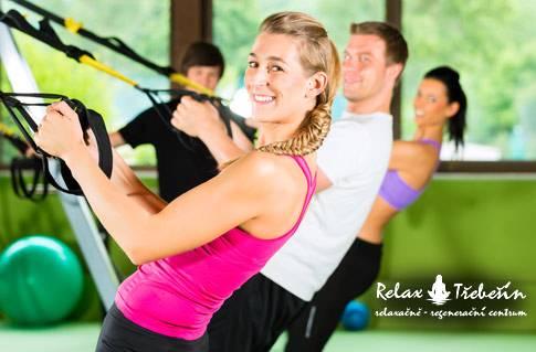 360 minut cvičení a relaxu