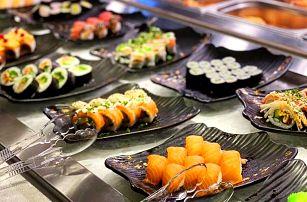 Oběd či večeře s neomezenou konzumací pro jednoho
