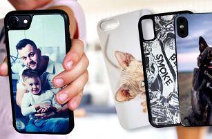 Kryt s vlastní fotografií na iPhone: 4S až SE 2020