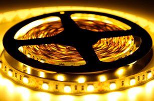 Světelné LED pásky do domácnosti i do auta