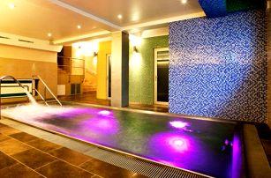 4* odpočinek v Praze se snídaní i s privátním bazénem