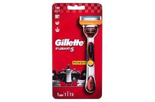 Gillette Fusion 5 Power 1 ks holicí strojek s jednou hlavicí a baterií pro muže