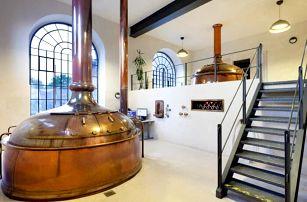 Pivní pobyt v Pivovaru Cvikov