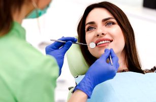 Dentální hygiena pro dospělé včetně airflow