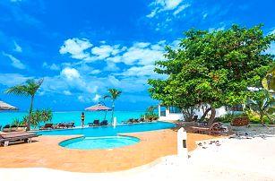 Tanzanie - Zanzibar letecky na 8-15 dnů, snídaně v ceně