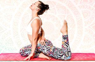 Lekce online jógy: členství na 24 hodin i 30 dní