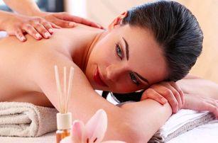 Výběr z regeneračních a relaxačních masáží