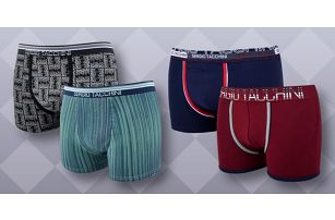 Pohodlí pro pány: značkové boxerky Sergio Tacchini