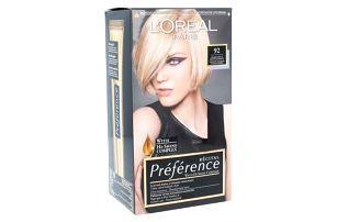 L´Oréal Paris Préférence Récital 1 ks barva na vlasy pro ženy 92