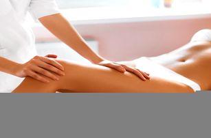 Detoxikace těla: hodinová ruční lymfatická masáž