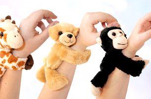 Plyšáček objímáček: 18 druhů zvířecích kamarádů