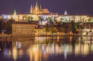 Luxusní pobyt pro 2 v nádherném hotelu v centru Prahy - dlouhá platnost poukazu