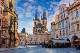 Nezapomenutelný pobyt v Praze za fantastickou cenu! - dlouhá platnost poukazu
