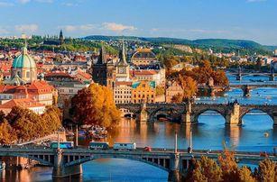 4* pobyt v Praze: prvotřídní hotel s bazénem & skvělým spojením do centra - dlouhá platnost poukazu