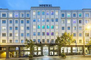 Romantický pobyt v designovém hotelu v Liberci 3 dny / 2 noci, 2 osoby, snídaně