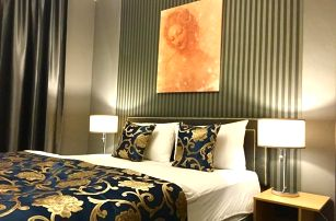 Relaxace v designovém hotelu v Mariánkách včetně privátního wellness, procedur a POLOPENZE - dlouhá platnost poukazu