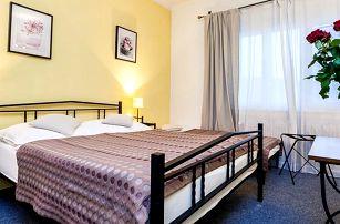 Gurmánský pobyt v Poděbradech i privátní wellness