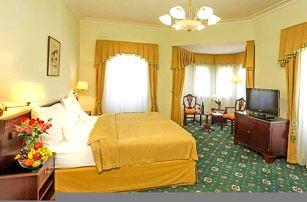 Karlovy Vary pro rodiny: Hotel Mignon **** s polopenzí a vstupem do sauny + až 2 děti do 15 let v ceně