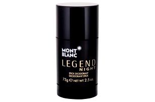 Montblanc Legend Night 75 ml deodorant deostick pro muže