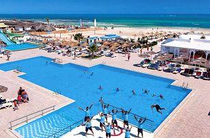 Tunisko - Djerba letecky na 8 dnů, strava dle programu