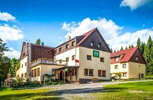 Jizerské hory: Amantis Vital Sport Hotel *** s neomezeným wellness, bazénem, sporty a polopenzí