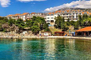 Chorvatsko: all inclusive s bazénem hned u pláže