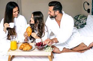 Praha: Rodinný pobyt v apartmánu v Hotelu Olšanka **** s neomezeným wellness + až 3 děti do 10 let zdarma