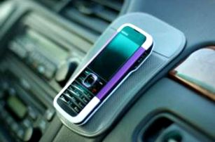Nanopodložka do auta! Telefon bude vždy tam kde má být!