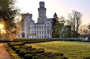 3-5denní romantika u zámku Hluboká nad Vltavou