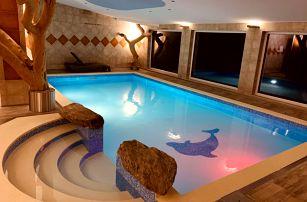 Podzim a zima v Hotelu Podlesí na 2 nebo 3 noci s bazénem i vířivkou