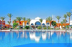 Egypt - Hurghada letecky na 7-15 dnů, ultra all inclusive