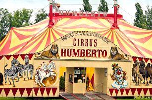 Nejslavnější Cirkus Humberto v Olomouci